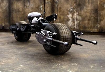 Batman's Pod