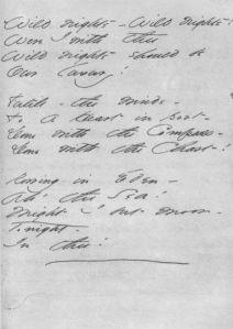Emily Dickinson Script