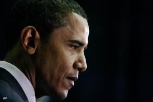Obama Headshot