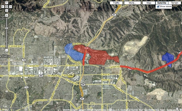 20081115brea-fire-map