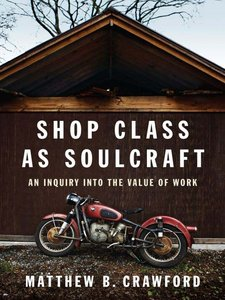 Book Cover.Crawford.Shop Class