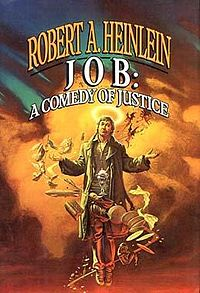 Image.Book Cover.Job Comedy of Justice.Robert Heinlein