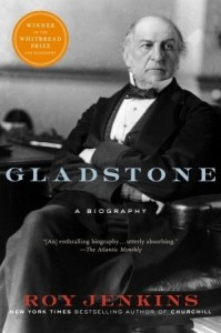 Book Cover-Roy Jenkins-William Gladstone