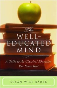 Book Cover-Susan Wise Bauer-Well-Educated Mind