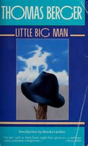Book Cover-Thomas Berger-Little Big Man