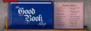Talbot Good Book Blog