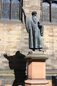 John Knox-New College Edinburgh